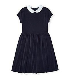 Polo Ralph Lauren® Girls' 7-16 Godet Dress