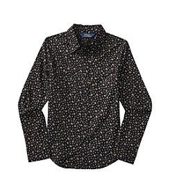 Polo Ralph Lauren® Girls' 7-16 Long Sleeve Western Shirt