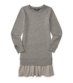 Polo Ralph Lauren® Girls' 7-16 Sweatshirt Dress