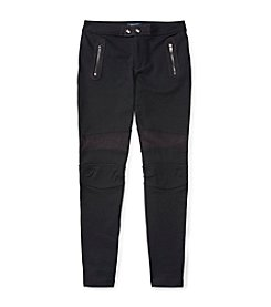 Polo Ralph Lauren® Girls' 7-16 Moto Pants