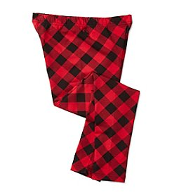 Polo Ralph Lauren® Girls' 7-16 Buffalo Checked Leggings