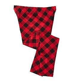 Polo Ralph Lauren® Girls' 7-16 Buffalo Checked Leggings