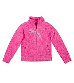 PUMA® Girls' 7-16 Full-Zip Jacket