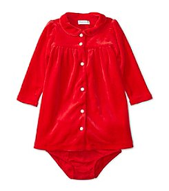Ralph Lauren® Baby Girls' Long Sleeve Dress