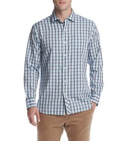 Tommy Bahama® Men's Cayes Check Long Sleeve Button Down Shirt