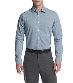 Michael Kors® Men's Long Sleeve Button Down Tailored Fit Lucas Shirt