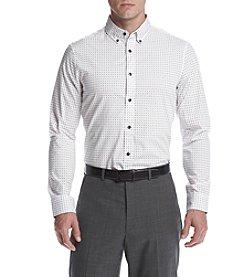 Michael Kors® Men's Kirby Tailored Fit Long Sleeve Button Down Shirt