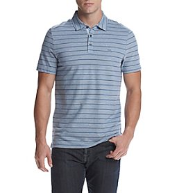 Michael Kors® Men's Striped Polo Shirt