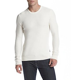Michael Kors® Men's Textured Crew Neck Sweater