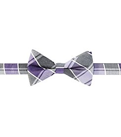 John Bartlett Statements Plaid Bowtie
