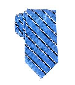 Michael Kors® Houndstooth Stripe Tie