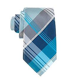 Geoffrey Beene® Plaid Print Tie