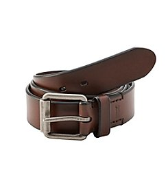 Levi's® Men's Beveled Leather Belt