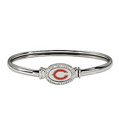 NFL® Chicago Bears Sterling Silver Bangle