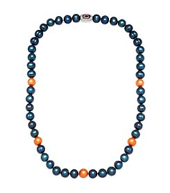 NFL® Chicago Bears 8-9mm Freshwater Pearl Bead Strand Necklace