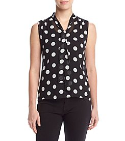 Tommy Hilfiger® Polka Dot Tank Top