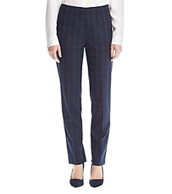 Tommy Hilfiger® Tartan Plaid Skinny Pants