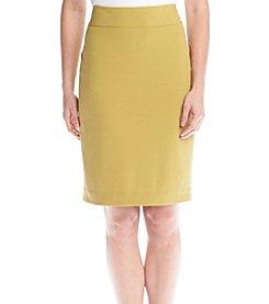 Nine West® Solid Skirt