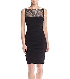 Calvin Klein Lace Top Dress