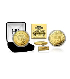 Highland Mint NFL® Jacksonville Jaguars 2016 Gold Game Flip Coin