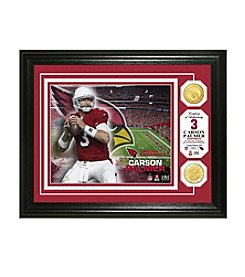 NFL® Arizona Cardinals Carson Palmer Bronze Coin Photo Mint by The Highland Mint