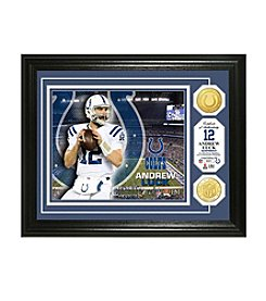NFL® Indianapolis Colts Andrew Luck Bronze Coin Photo Mint by The Highland Mint
