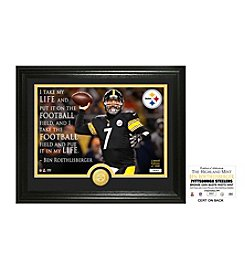 NFL® Pittsburgh Steelers Ben Roethlisberger