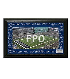 NFL® Dallas Cowboys Signature Gridiron Collection by The Highland Mint