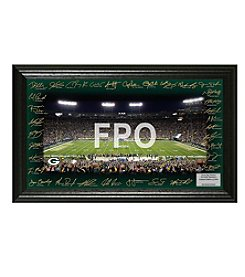 NFL® Green Bay Packers Signature Gridiron Collection by The Highland Mint