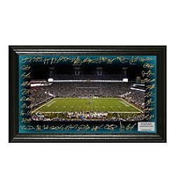 NFL® Jacksonville Jaguars Signature Gridiron Collection by The Highland Mint