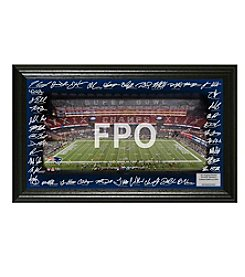 NFL® New England Patriots Signature Gridiron Collection by The Highland Mint