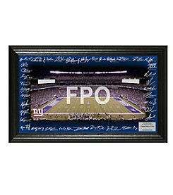 NFL® New York Giants Signature Gridiron Collection by The Highland Mint