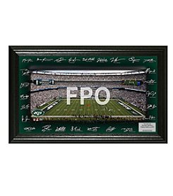 NFL® New York Jets Signature Gridiron Collection by The Highland Mint