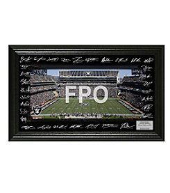 NFL® Oakland Raiders Signature Gridiron Collection by The Highland Mint