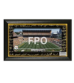 NFL® Pittsburgh Steelers Signature Gridiron Collection by The Highland Mint