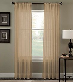 Peri Home® Felicity Crinkle Voile Sheer Window Curtain