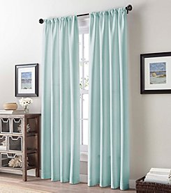 Peri Home® Sierra Twill Room Darkening Window Curtain