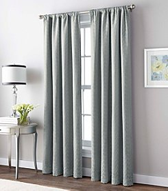 Peri Home® Shimmer Tile Energy Efficient Room Darkening Window Curtain
