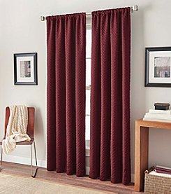 Peri Home® Circuit Energy Efficient Room Darkening Window Curtain