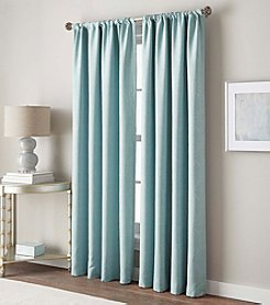 Peri Home® Pixel Wave Energy Efficient Room Darkening Window Curtain