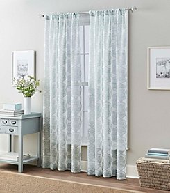 Peri Home® Namaste Sheer Window Pair