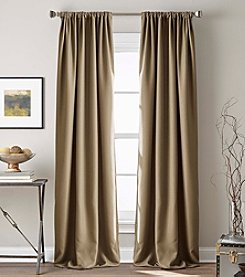 Peri Home® Hollister Energy Efficient Room Darkening Window Curtain