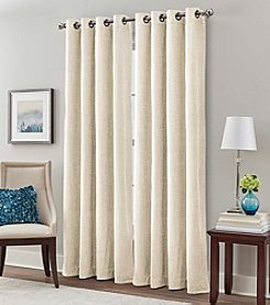 Peri Home® Sutton Chenile Energy Efficient Room Darkening Window Curtain