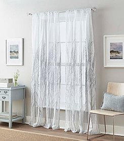 Peri Home® Meadowfield Sheer Window Curtain