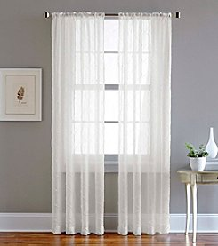 Peri Home® Pintuck Voile Sheer Window Curtain