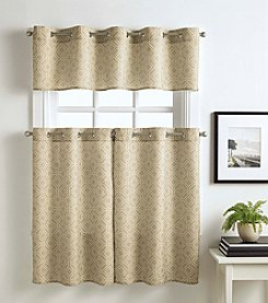 Peri Home® Navarone Tier and Valance