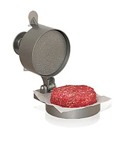 Excalibur Aluminum Single Patty Press
