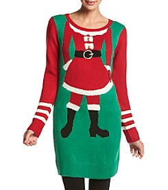It's Our Time® Mrs. Claus Body Tunic