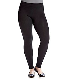 Pink Rose® Plus Size Sweater Leggings