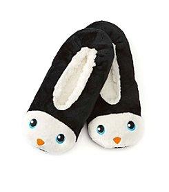 Fuzzy Babba® Owl Critter Slipper
